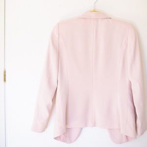 H&M dusty pink blazer US 6